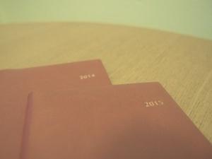 nikkei woman schedule book.JPG